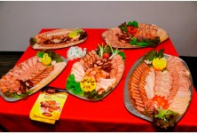Polish foods presentation